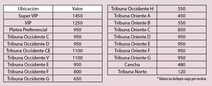 Precios oficiales para Paul McCartney en Lima 2014