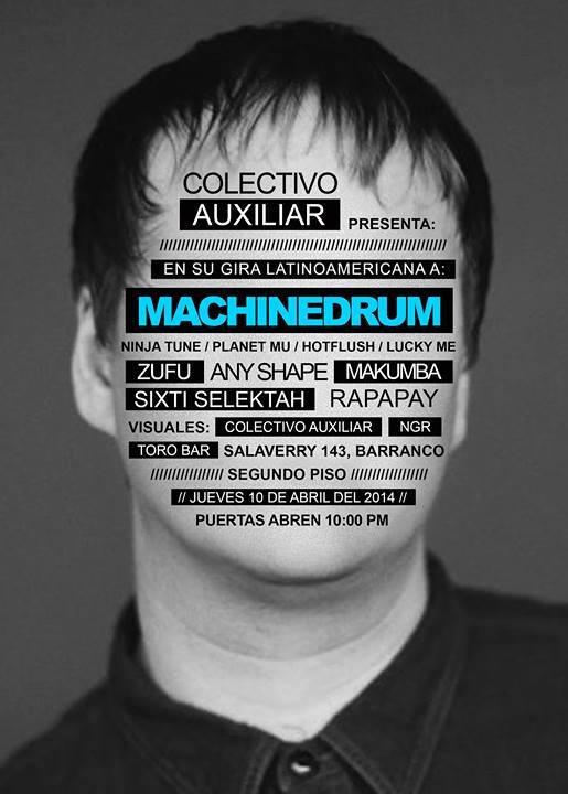 auxiliar machinedrum