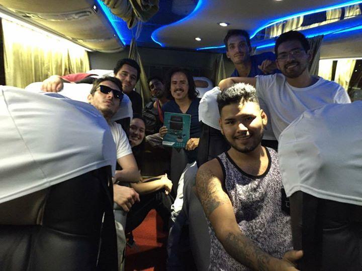 oss en bus
