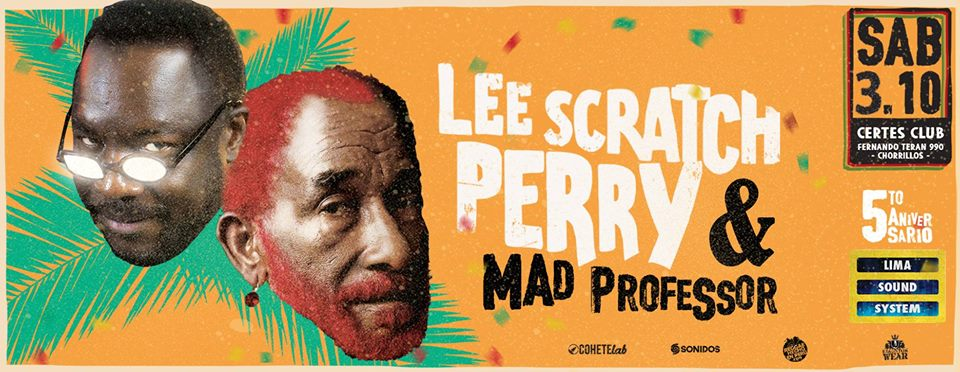lee perry mad professor