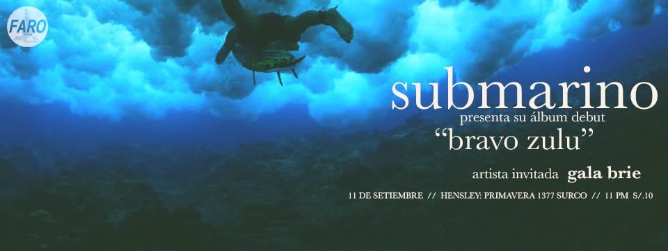 submarino bravo zulu
