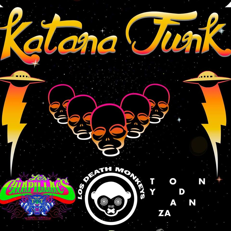 la katana funk