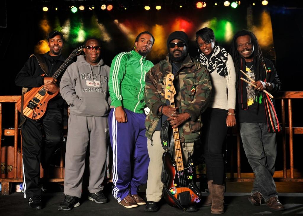 Wailers five music